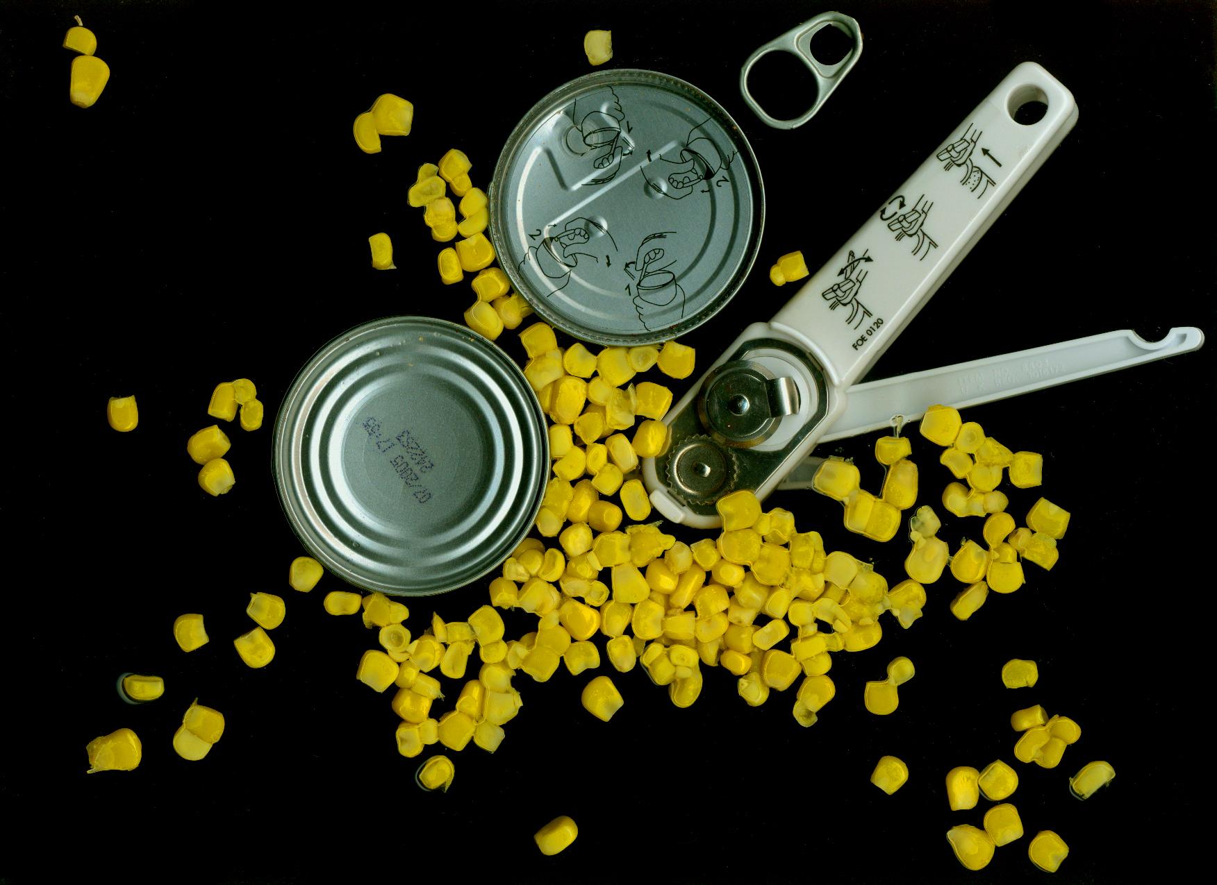 sweet corn spillage 2012