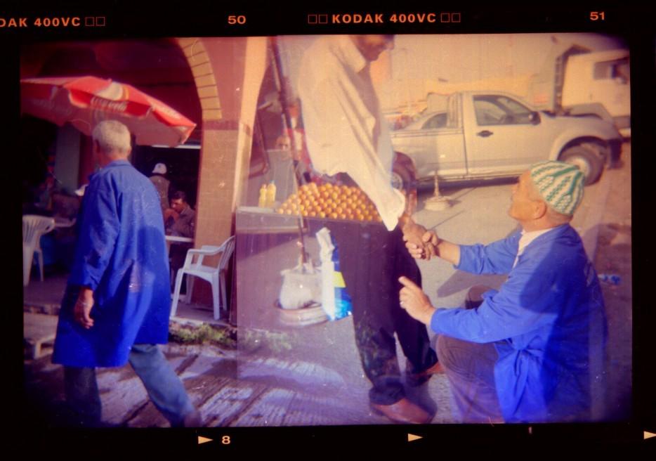 Morocco Polaroids